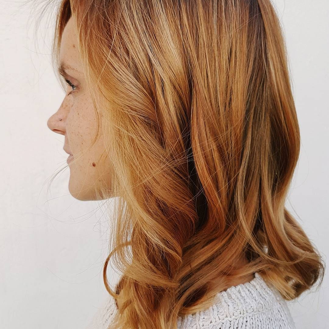 Cool  Alluring Caramel Hair Color  AllTime Cool Styles for