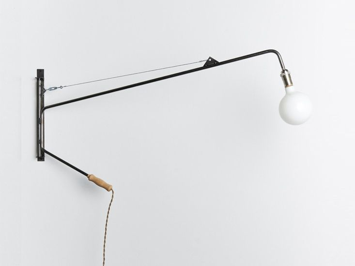10 Easy Pieces: Simple Swing Arm Wall Lights