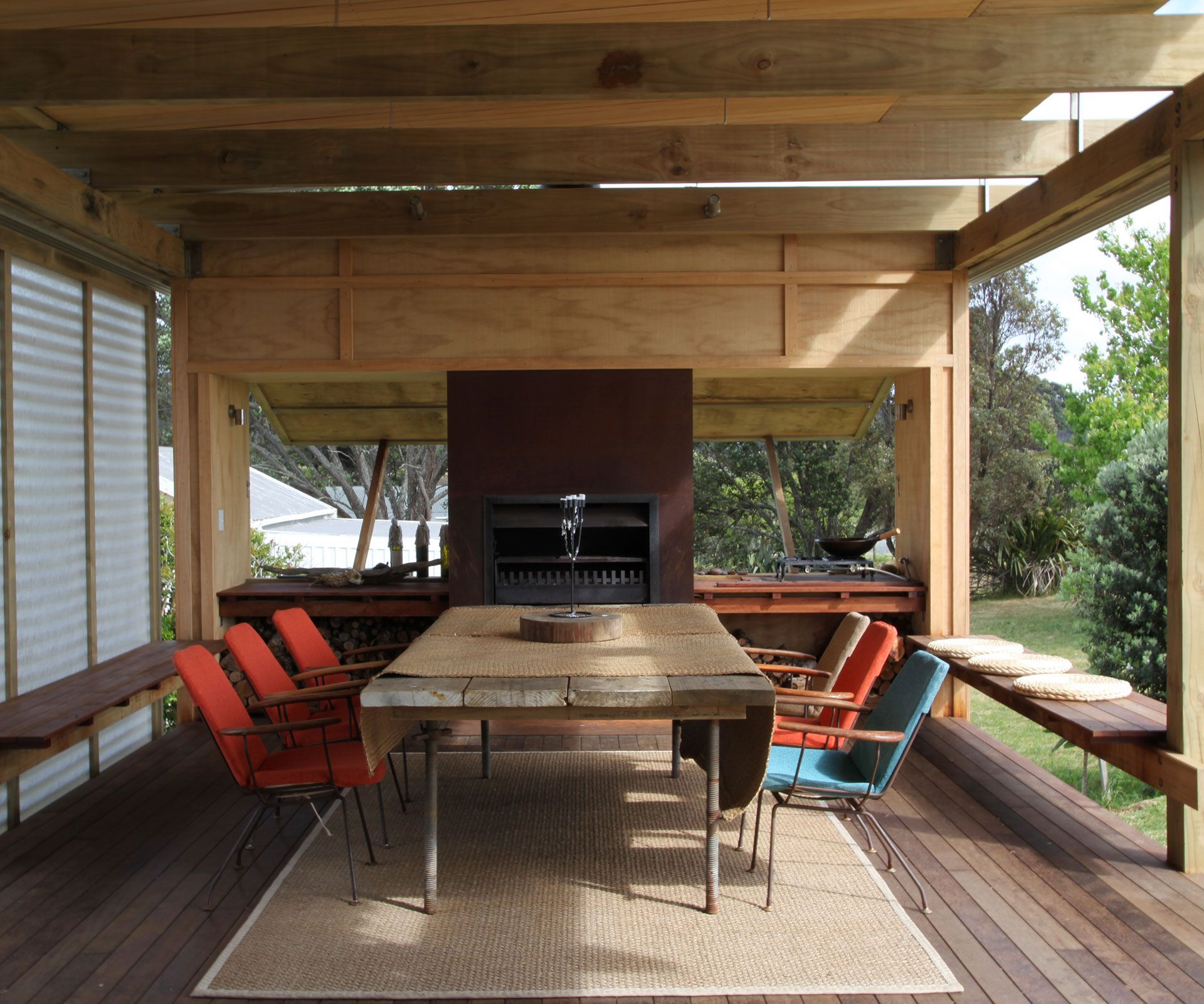 Be in to win an outdoor furniture package worth 5000
