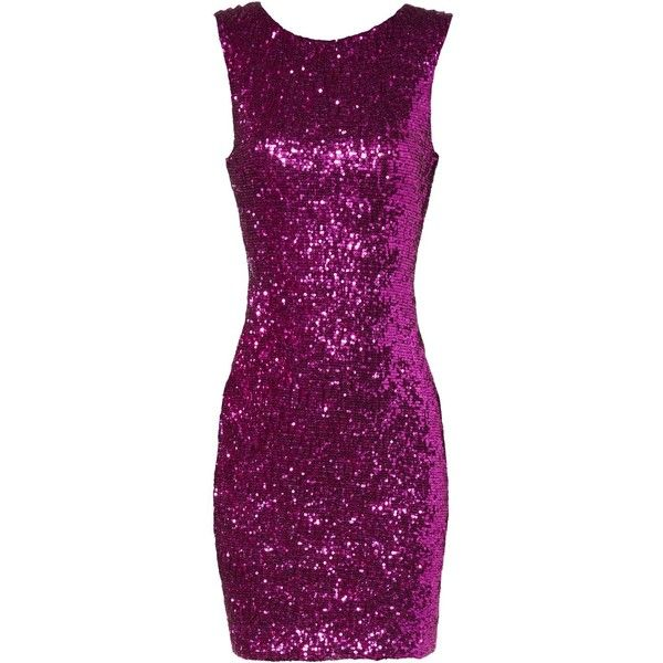 Jane Norman Sequin dress ($23) ❤ liked on Polyvore | My style ...