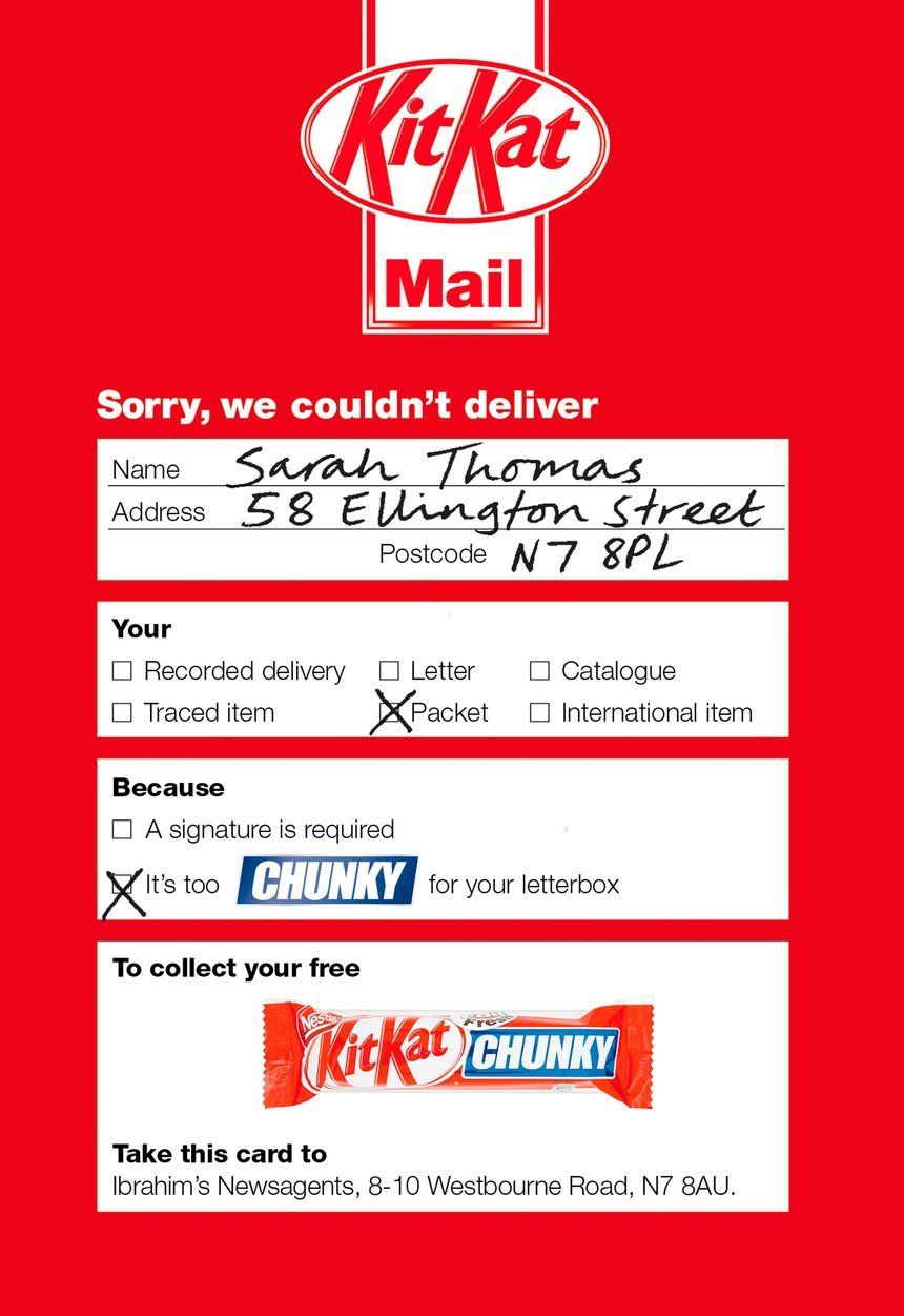 Award winning direct mail award winning work examples for Direct from the designers