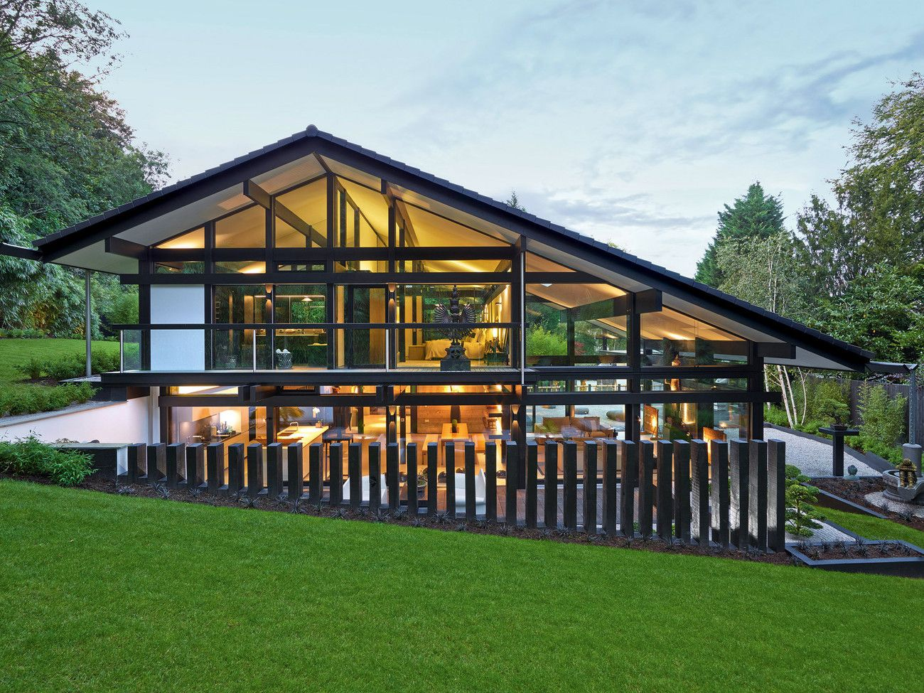 Gallery - HUF HAUS | Barn Home | Pinterest | Huf, Haus and Barn