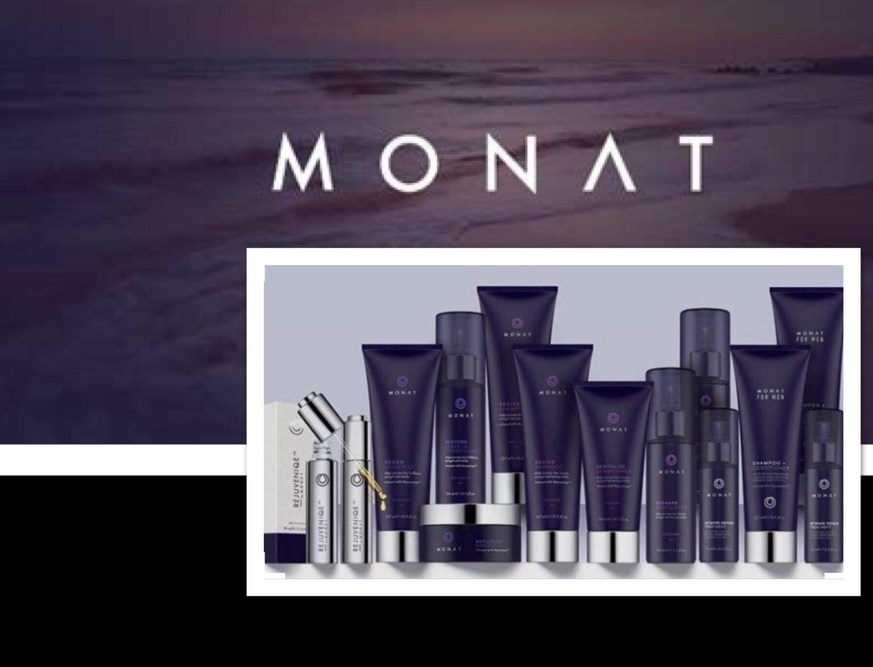 MONAT - The Magic Elixer!
