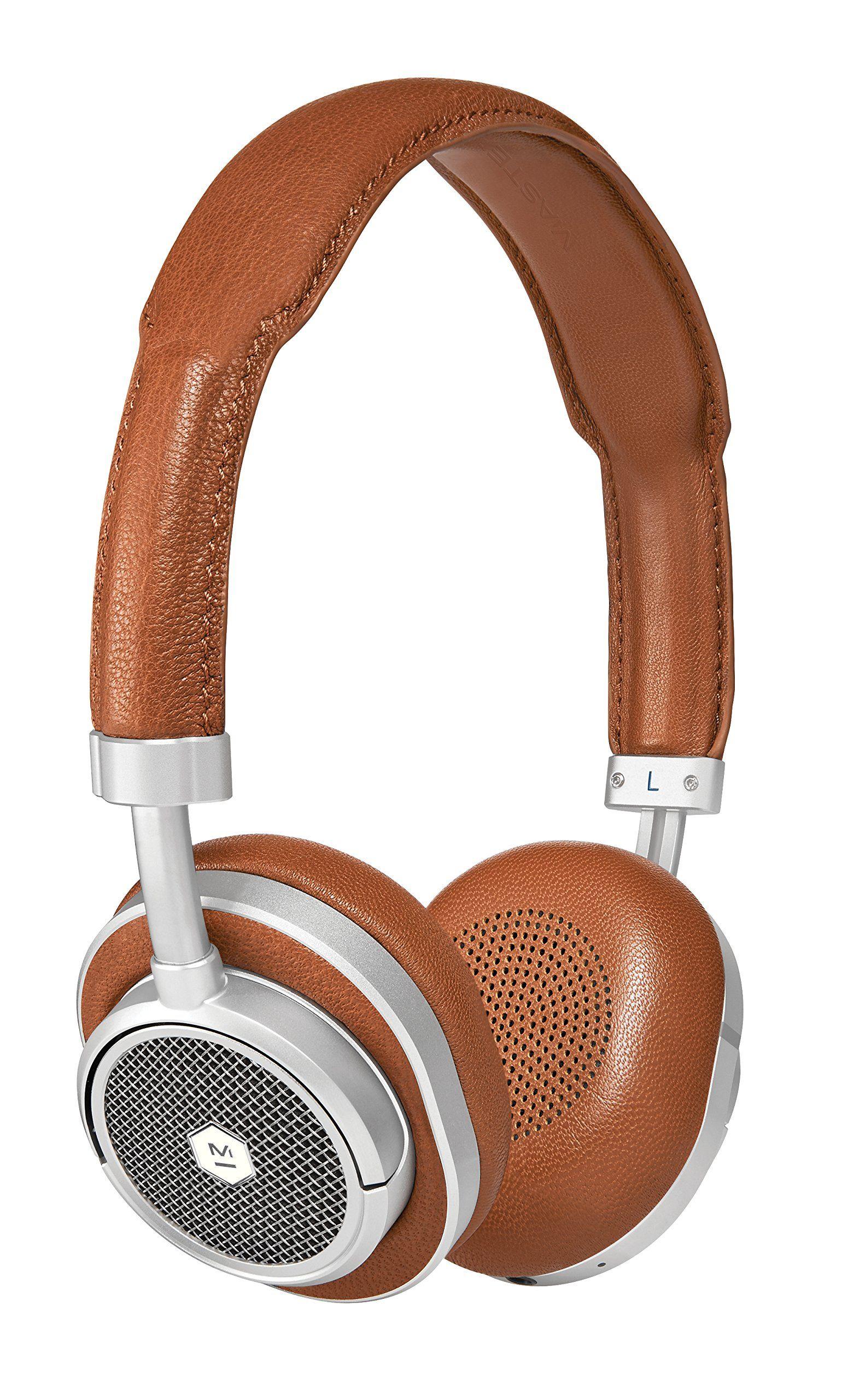 Master   Dynamic MW50S2 Brown Silver Wireless Bluetooth Headphones ... 10ddd02bb6