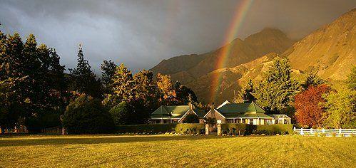 Grasmere Lodge Canterbury Hotel Spa Retreat New Zealand Slh