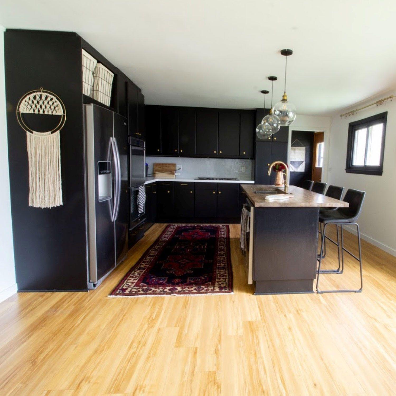 Select Surfaces Honey Maple Laminate Flooring 25 sq. ft