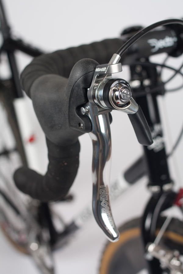 Retroshift Integrated Brake Lever Friction Shifters Now Available