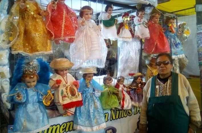 Vestimenta Del Santo Niño Huachicolero Entre Las Más