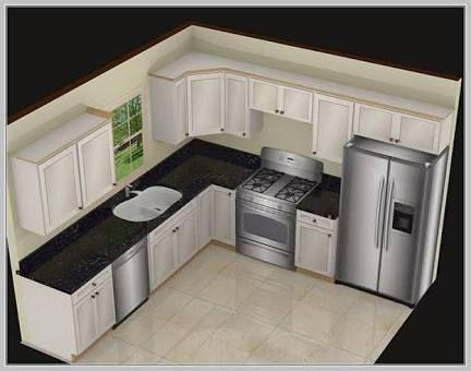 Resultado de imagen para small kitchens design | cocinero ...