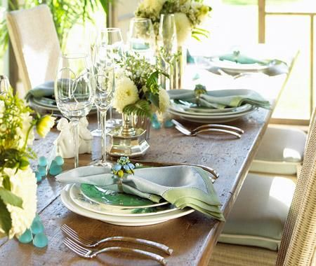 cool outdoor table setting ideas | reference setting | pinterest