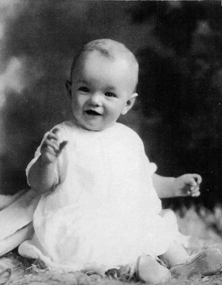 Baby Marilyn Marilyn The Goddess Monroe Photos Quotes