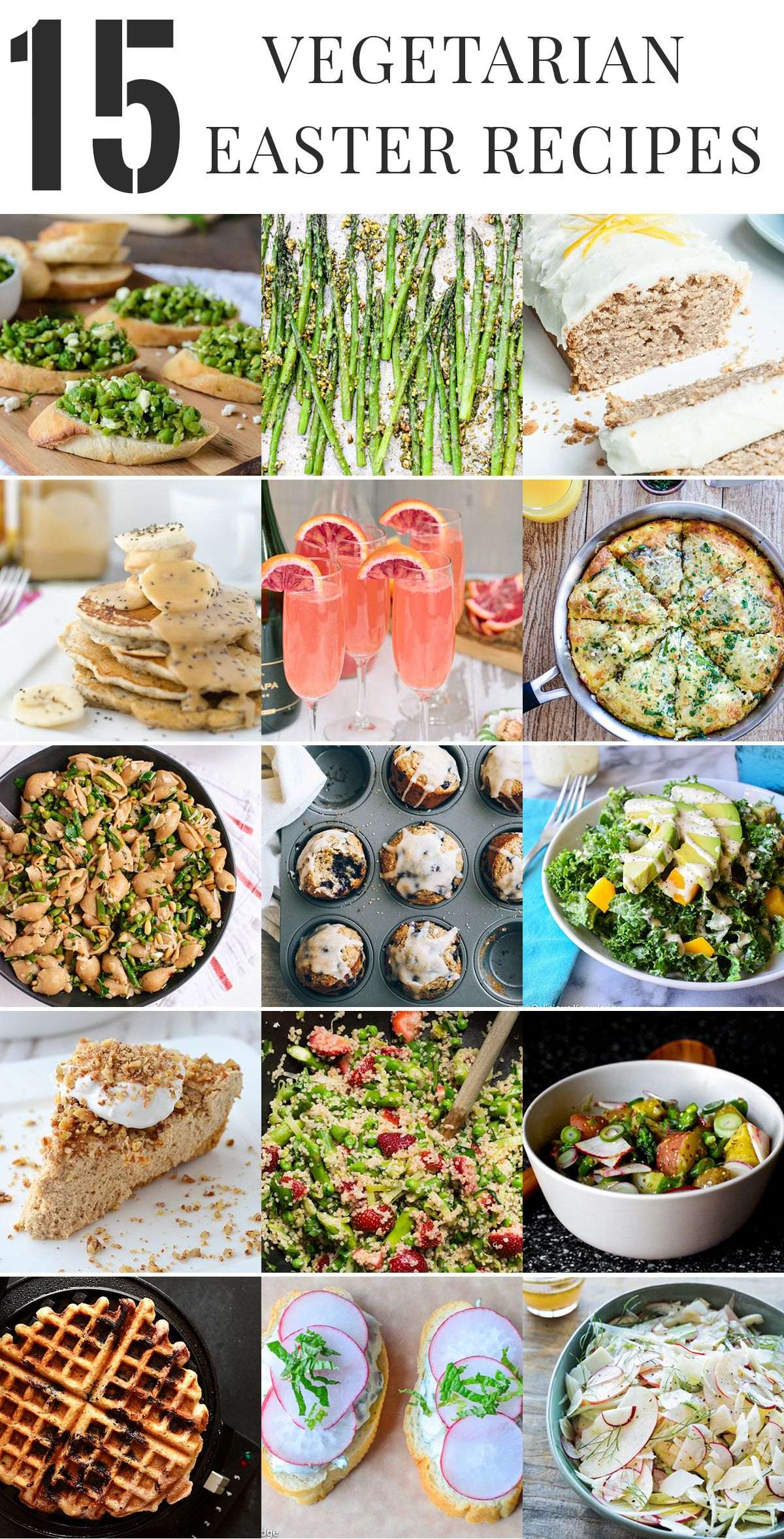 Healthy Vegetarian Easter Recipes Easter Vegetarian Recipes
