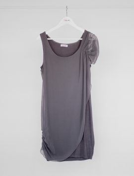 vestido gris by www.livinginshop.es #livinginshop #livingingirl #lifestyle #happy #dress #grey #vestido #vestidosexy #sexydress