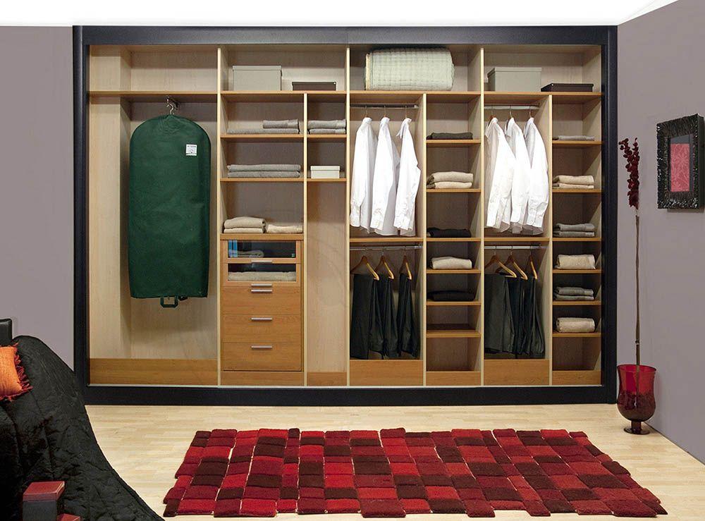 decoracin interior del armario empotrado