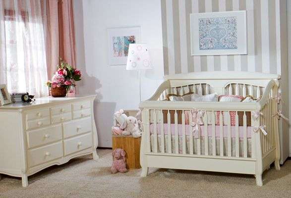 Nerva Collection | Romina Furniture Cribs | Nursery Perfection ...