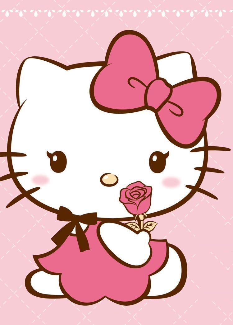 Pin by Kat Staxx on Hello Kitty Wallpapers | Pinterest | Hello kitty ...