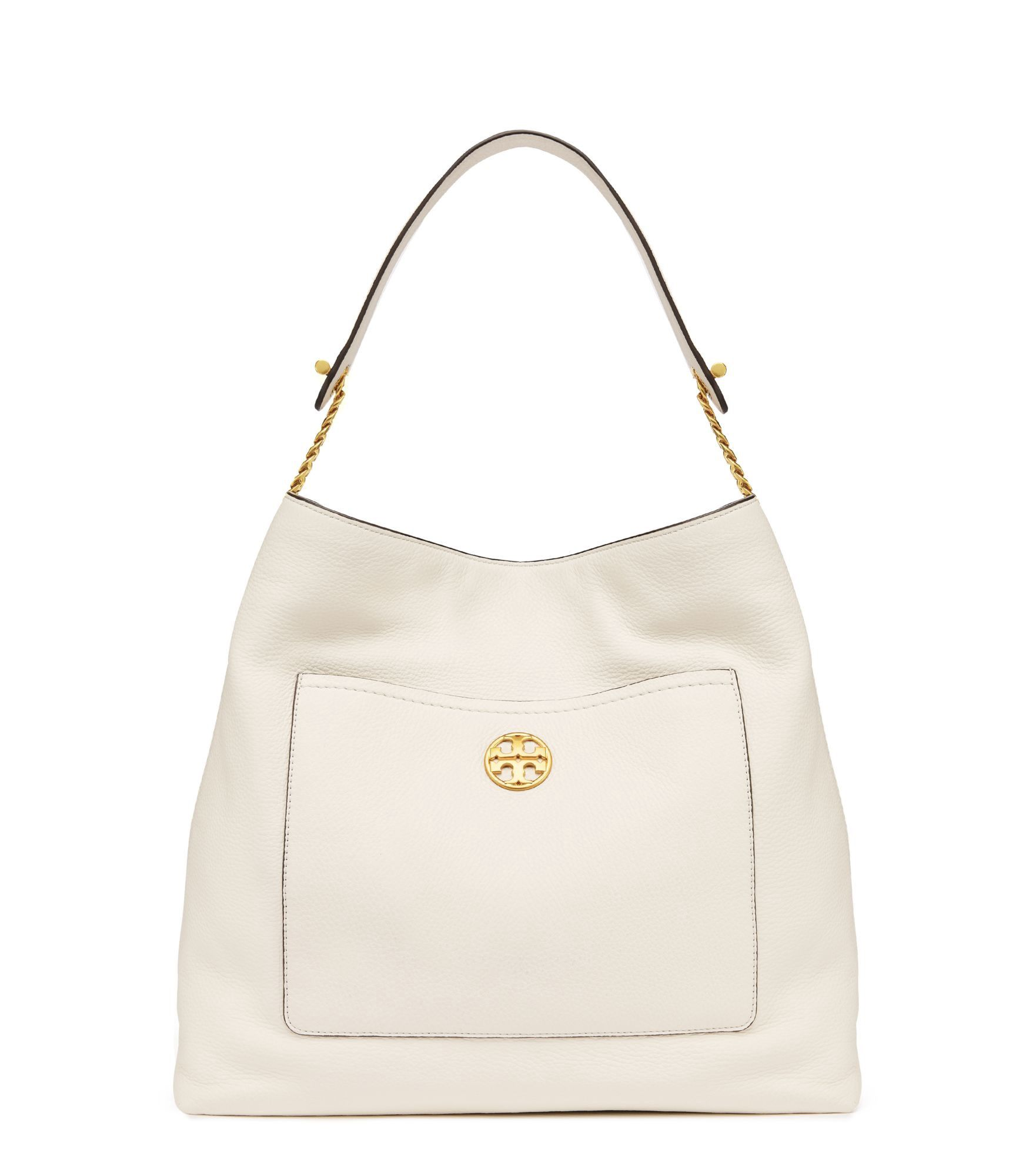 80a3261e13cd TORY BURCH CHELSEA CHAIN HOBO.  toryburch  bags  shoulder bags  leather   hobo