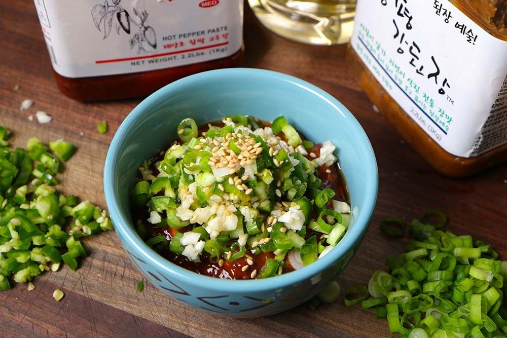 Korean Top 3 Dipping Sauces All-time! – Seonkyoung Longest