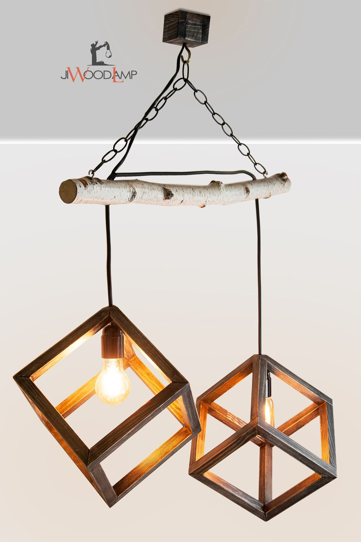 Wood Lamp Shades Fixture Wooden Hanging Lamp Pendant Birch Etsy Wood Lamp Shade Wood Lamps Wood And Metal Chandelier