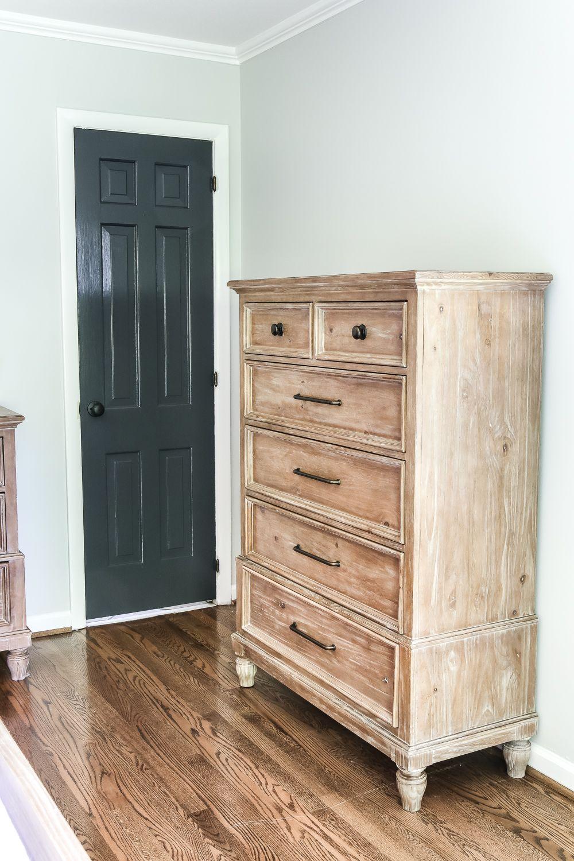 Master Bedroom Update Pickled Pine Furniture Bedroom Furniture Makeover Rustic Pine Furniture Pine Bedroom Furniture