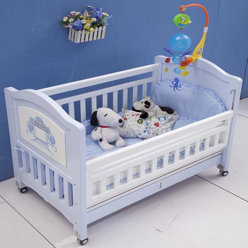 Cribs for baby s dream crib things you need to for Baby furniture