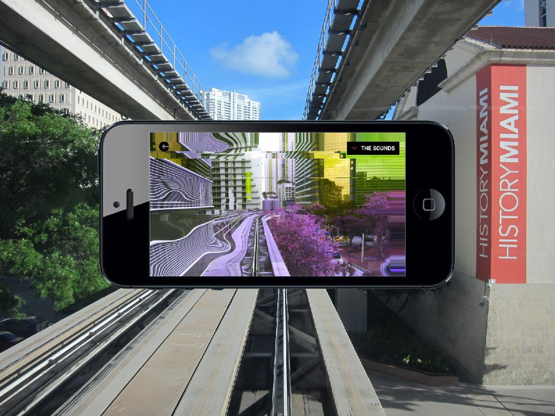 This Augmented Reality App Reveals Art In Public Spaces