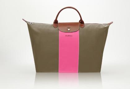longchamp personalised bag