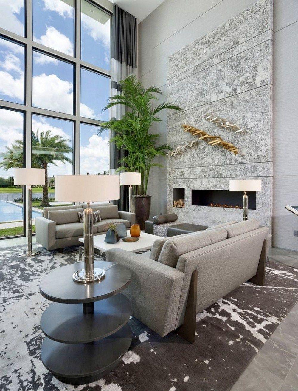 61 Best Modern House Design Interior Ideas For 2019 38 Luxury Living Room