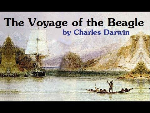The Voyage Of The Beagle Full Audio Book Part 1 Of 2 By