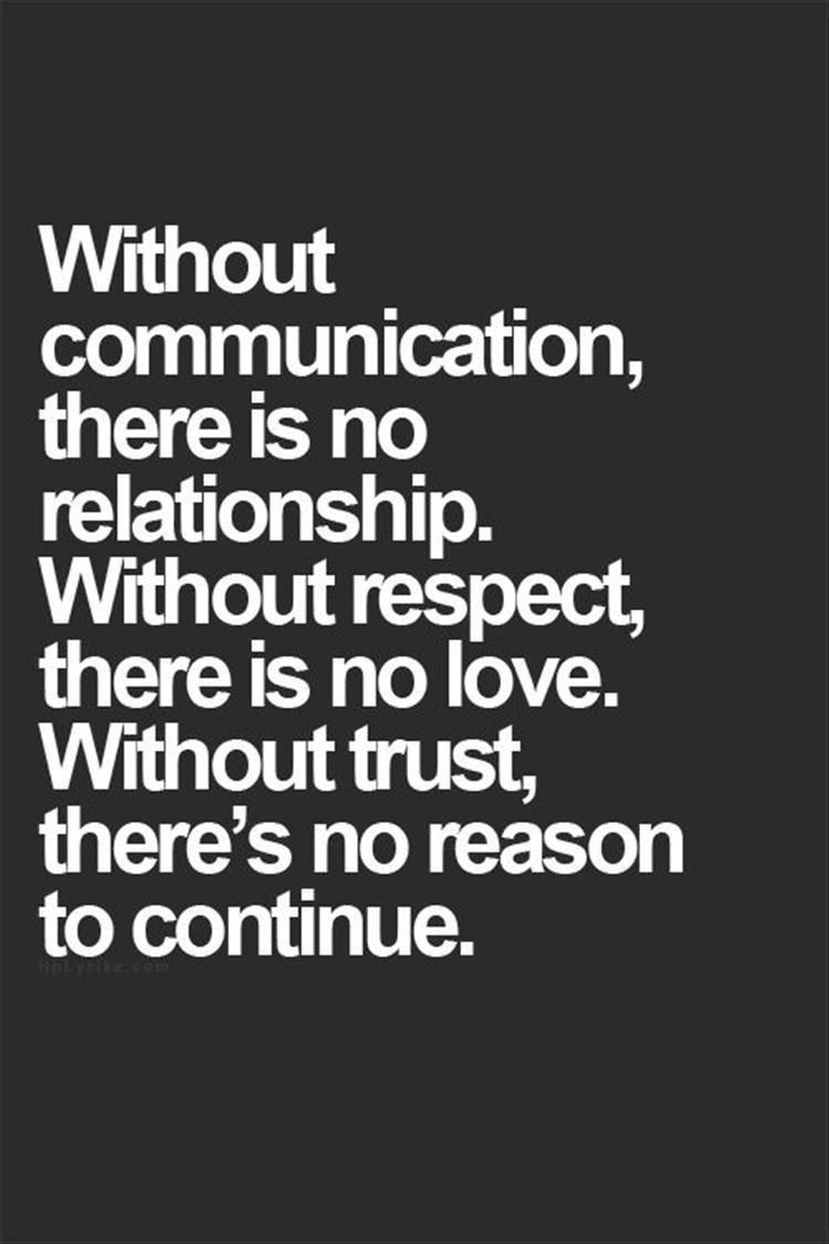 What Is A Relationship Without Trust