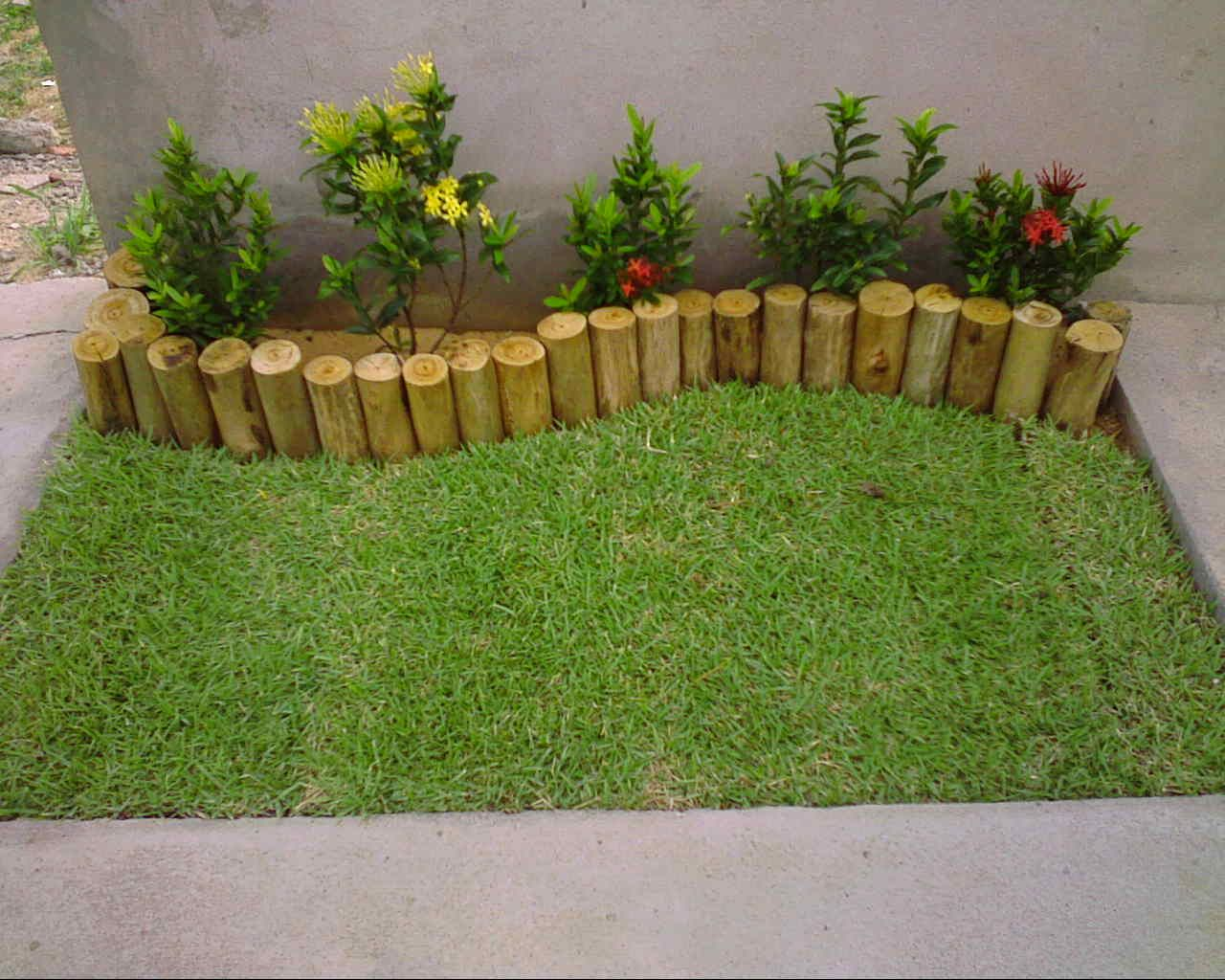 17 best ideas para jardines peque os on pinterest for Jardines pequenos esquineros