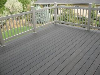 Mountain West Decking 12 X 15 Winchester Grey Trex Deck Outdoor Living Deck Deck Paint Backyard