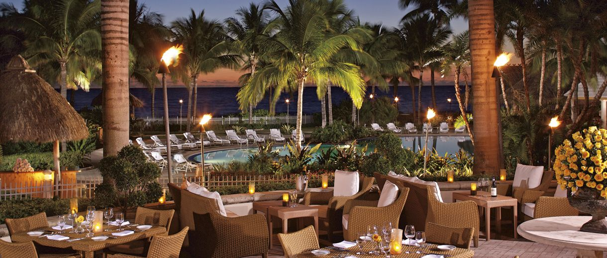 Cioppino The Ritz Carlton Key Biscayne Miamis Signature Restaurant Features An Authentic Italian