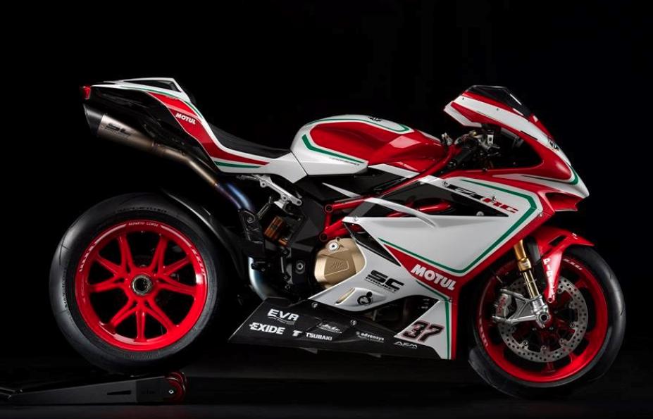 Edicao Especial Da Mv Agusta F4 Rc Reparto Corse Motosport Motosport Super Bikes Mv Agusta Motos Esportivas