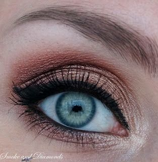Smoke and Diamonds: Eotd: Champagner Red...