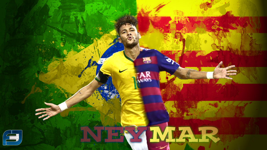 Neymar Wallpapers 2016 Hd Neymar Neymar Pic Barcelona Vs Arsenal