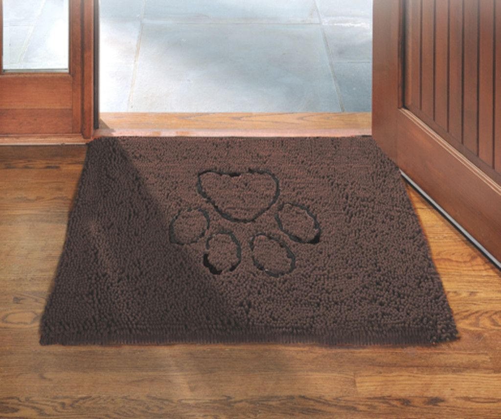 Dog Gone Smart Doormats Are Great At Soaking Up Water From