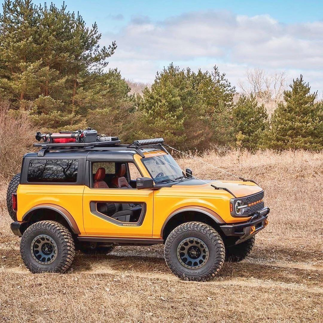 Offroadnation On Instagram The 2021 Ford Bronco Released By The Ford Motor Company C July 13th 2020 What Do Yo In 2020 Ford Bronco Ford Motor Company Sport Suv