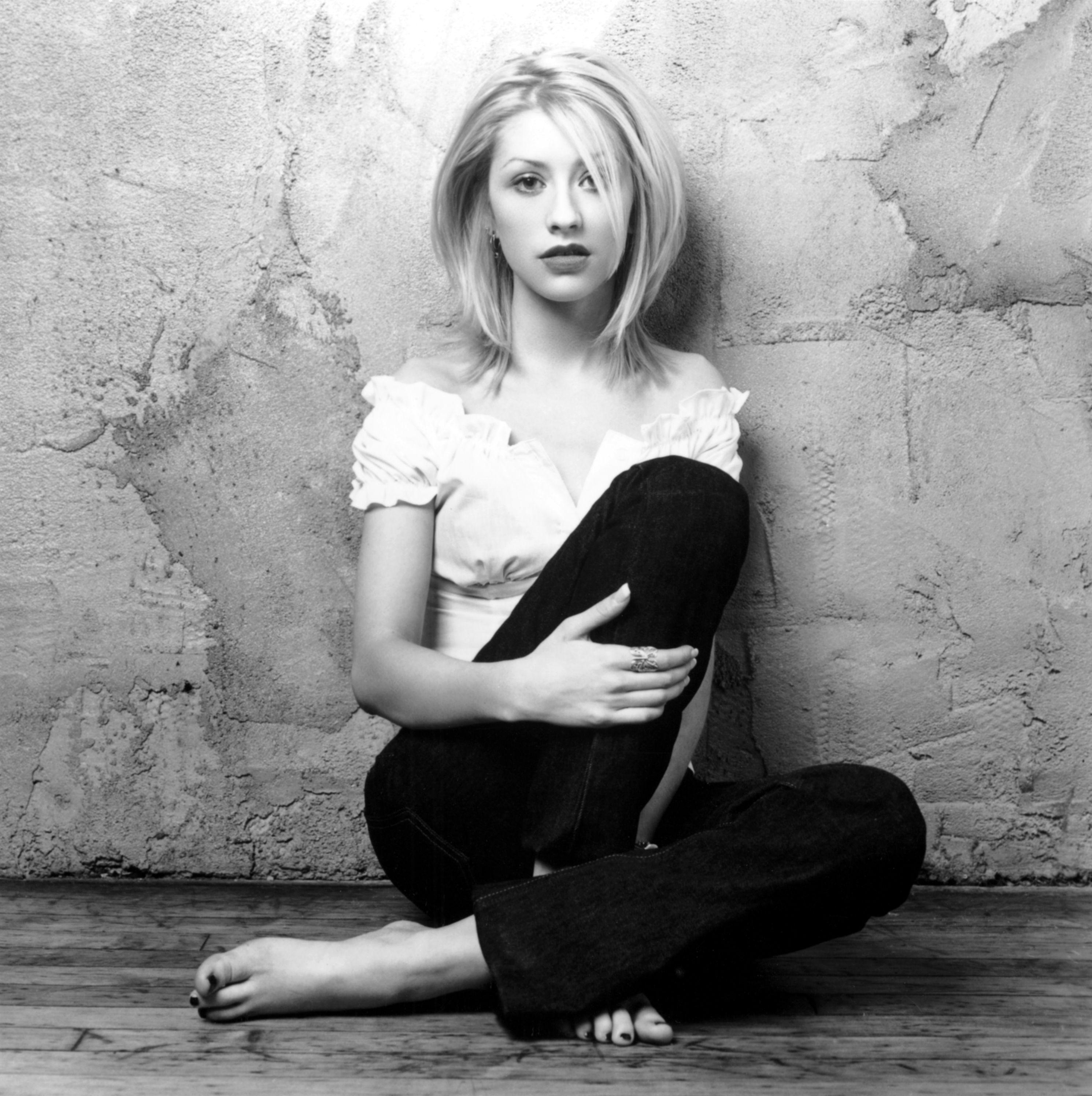 Christina Aguilera / Yariv Milchan 1999