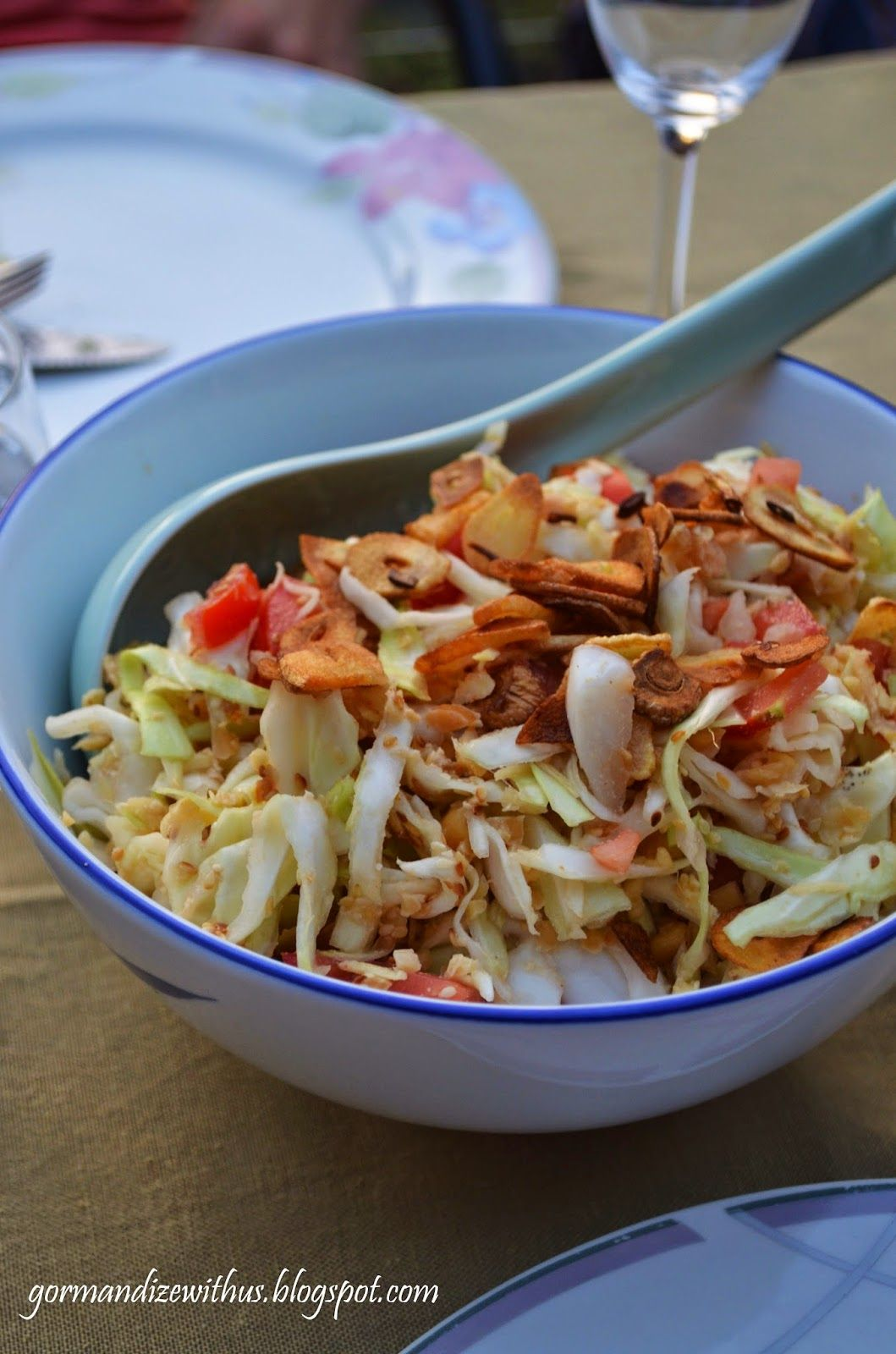 I came onto the blog today thinking to share another great burmese food forumfinder Gallery