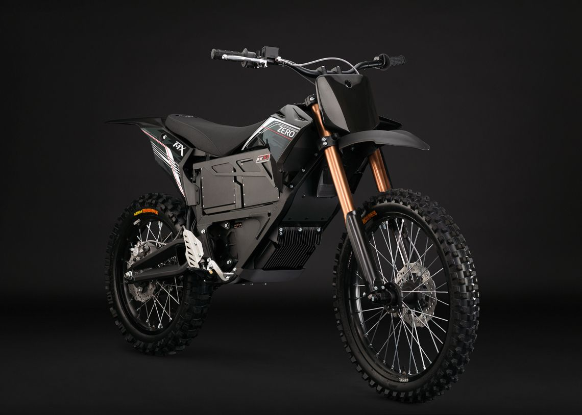 Zero Prepared A Stealth Motorcycle For The Us Special Forces