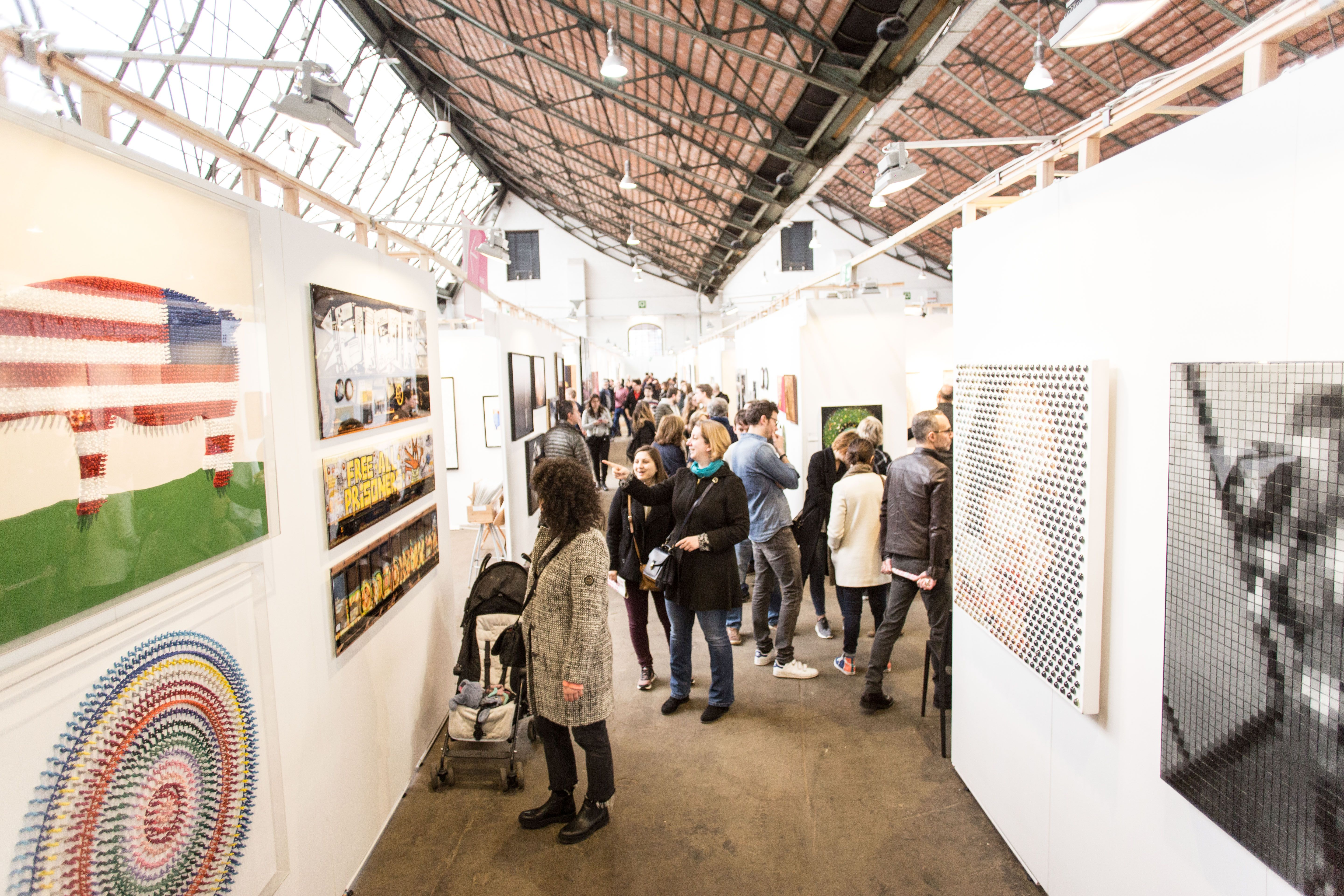 Affordable Art Fair Brussels 2017 Aafbrussels Affordableartfair Takearthome Art Contemporaryart Artfair Buyart Br Affordable Art Fair Brussel Art Fair