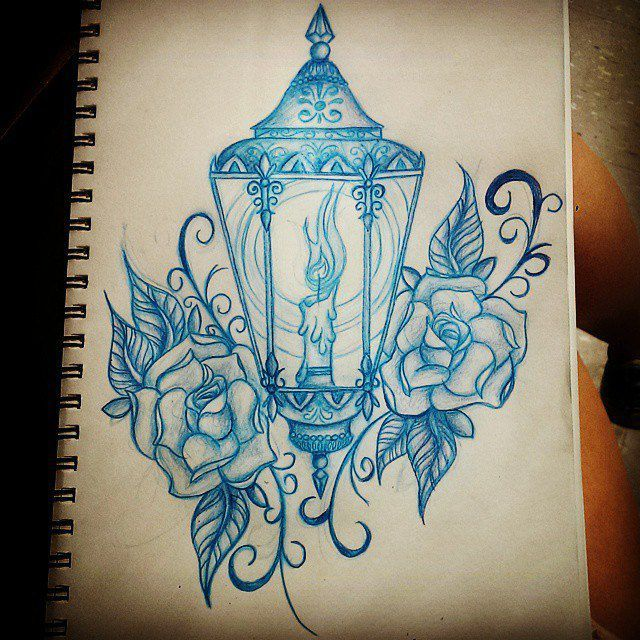 neotraditional lantern tattoos pinterest tattoo