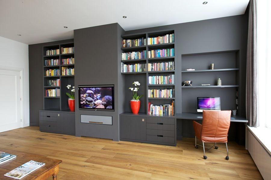 Werkplek antonissen interieurbouw breda interieur op maat