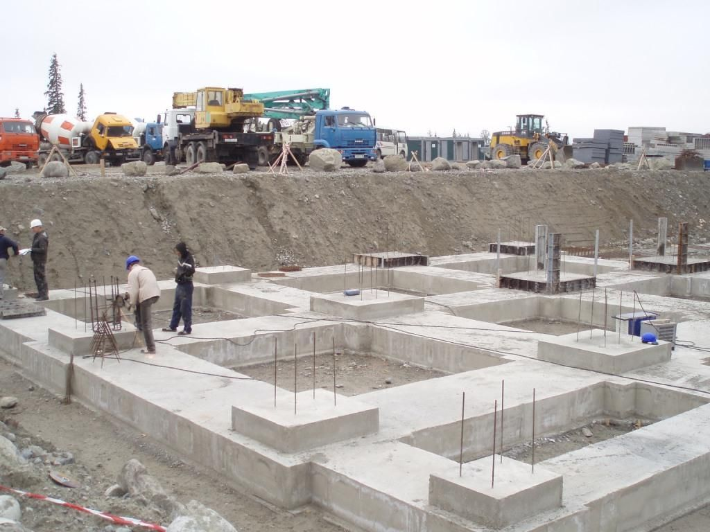 The foundation it holds the building in place for What is the best foundation for a house