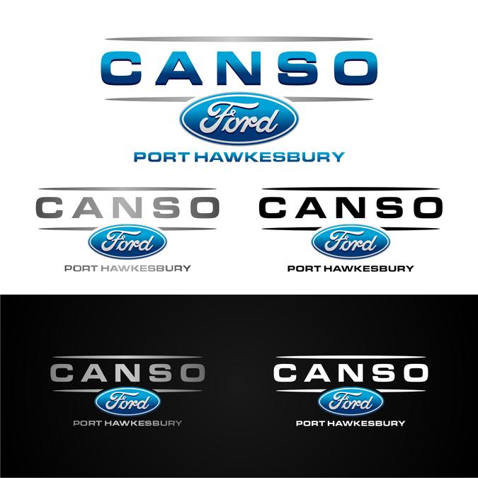 Ford Dealership Needs New Logo Dark NeutralsBluesLight Neutrals Automotive By JosS DesiGn