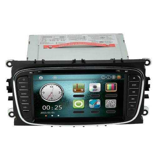 7 Car Dvd Player Gps Navigation In Dash Car Radio Double 2 Din Car