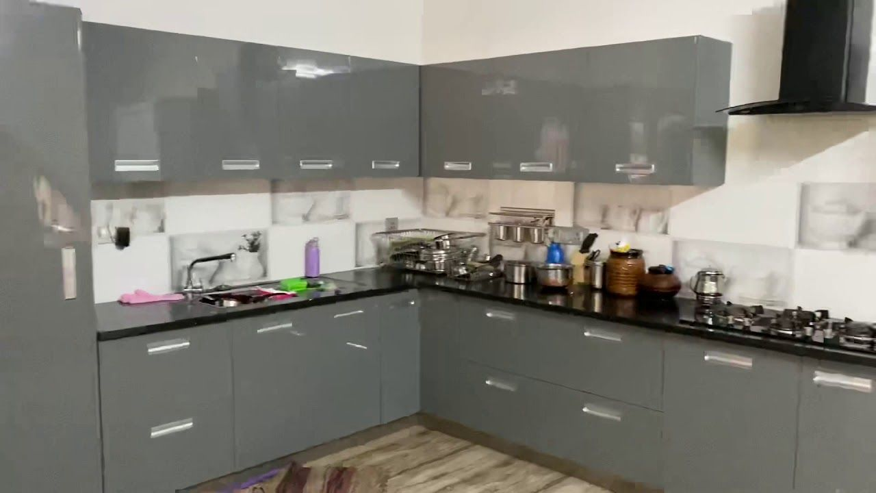 Royal Modular Kitchens - YouTube  Kitchen, Kitchen cabinets