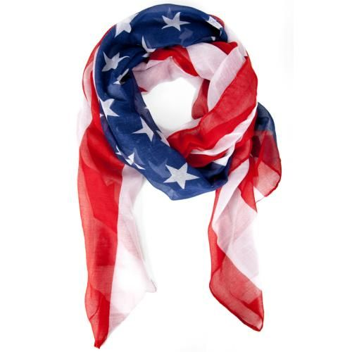 The perfect flag-inspired accessory.