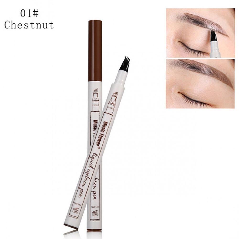 Professionelles langlebiges Augenbrauenstift-Schönheits-Make-up-kosmetisches Geschenk der Frauen – wie das Bild
